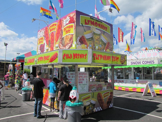 Elephant Ears, Corn Dogs and More